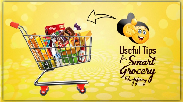 Useful tips for smart grocery shopping