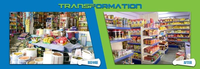 Kirana king - Empowering Grocery Retail | India ki nayi dukan